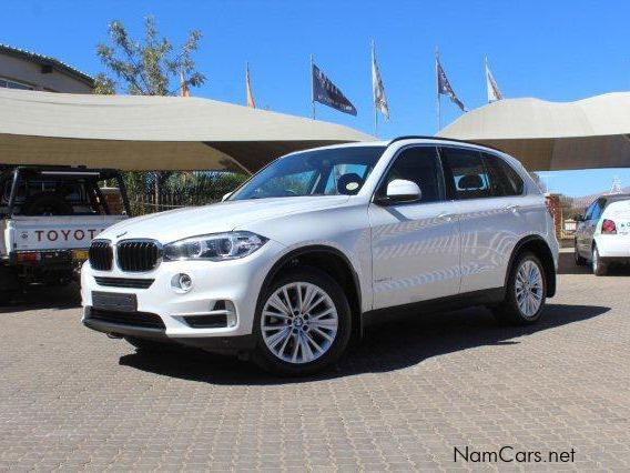Used BMW X5 3 0d 2016 X5 3 0d for sale