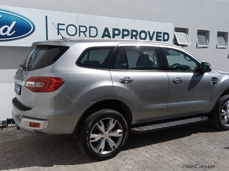 Used Ford Everest 3 2 Xlt 4x4 A T 2016 Everest 3 2 Xlt
