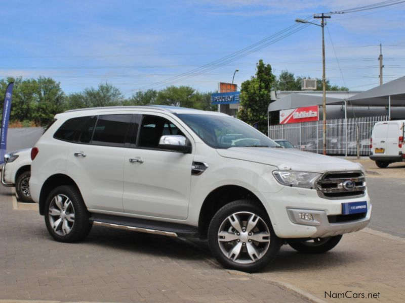 Used Ford Everest Limited 2016 Everest Limited For Sale