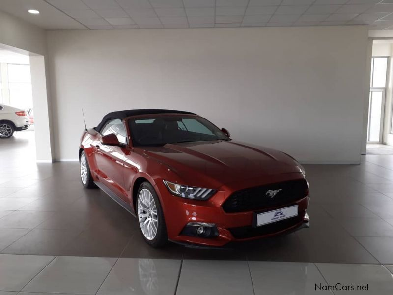 Ford Mustang 2.3 Tune