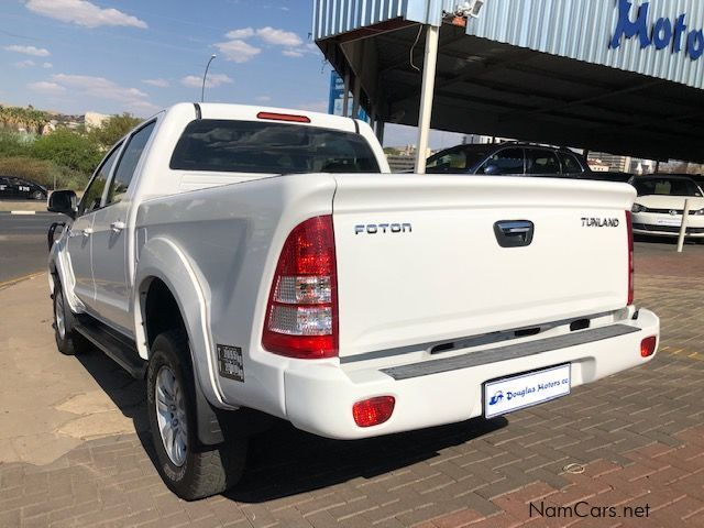 Foton Tunland 2.8 D/C 2x4 in Namibia