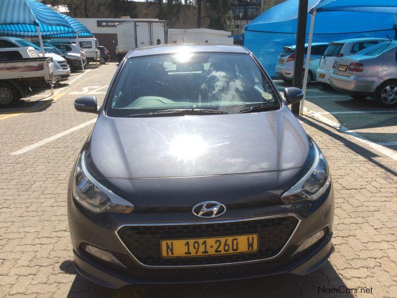 Used Hyundai I20 N Series 1 4 Manual 2016 I20 N Series 1