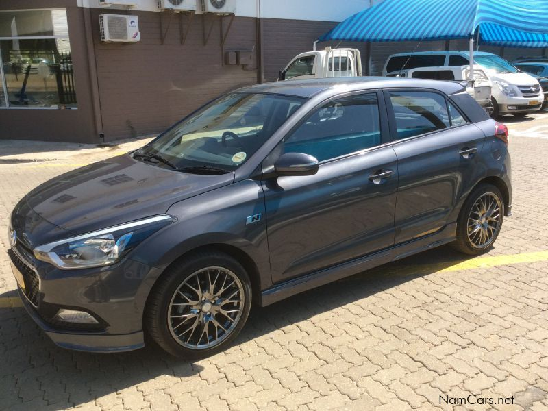 used hyundai i20 n series 1 4 manual 2016 i20 n series 1. Black Bedroom Furniture Sets. Home Design Ideas