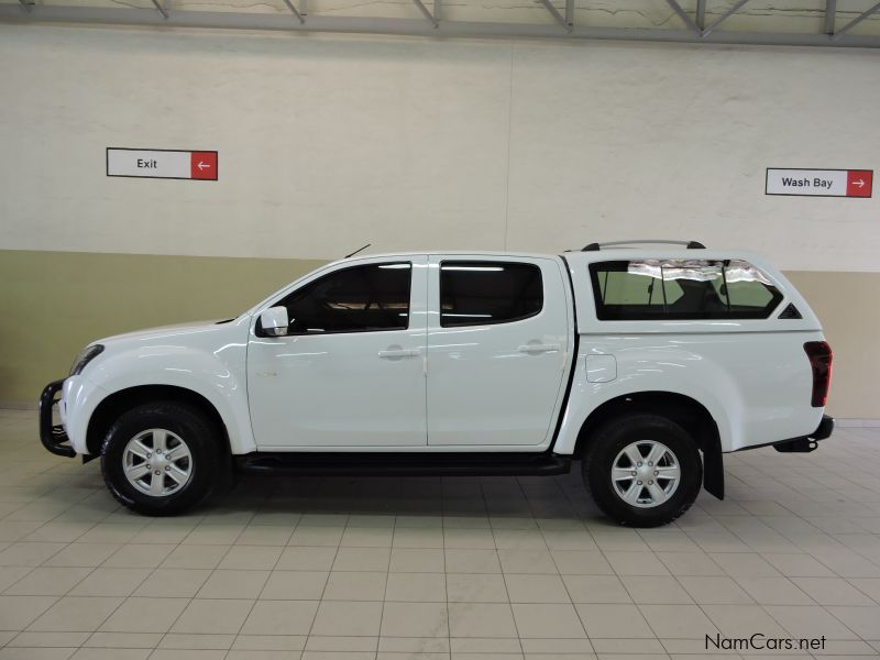 Used Isuzu Kb 240 Double Cab 2016 Kb 240 Double Cab For