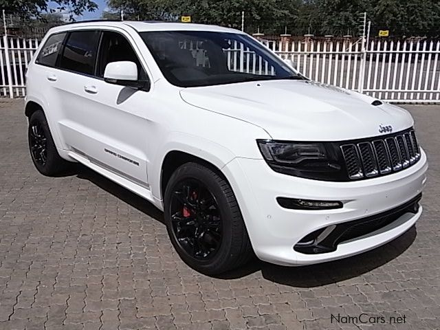 Jeep Grand Cherokee Srt8 In Namibia
