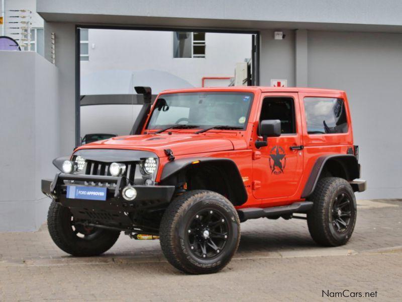 used jeep wrangler sahara v6 2016 wrangler sahara v6 for sale windhoek jeep wrangler sahara. Black Bedroom Furniture Sets. Home Design Ideas
