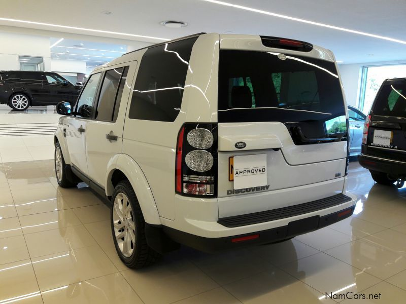 Used Land Rover Discovery 4 3 0 Sdv6 Se 2016 Discovery 4