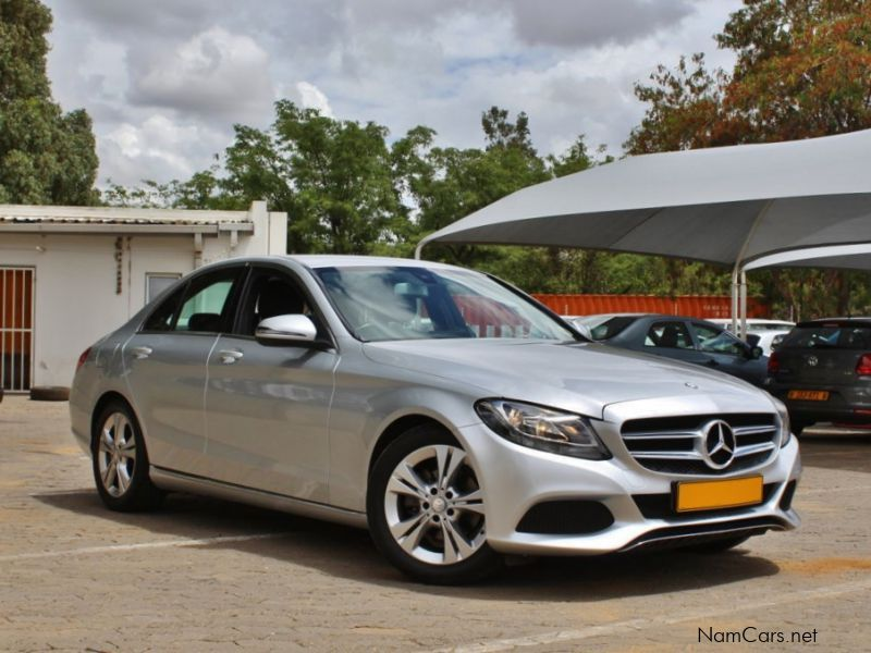 Used mercedes benz c180 2016 c180 for sale windhoek for Used mercedes benz sale