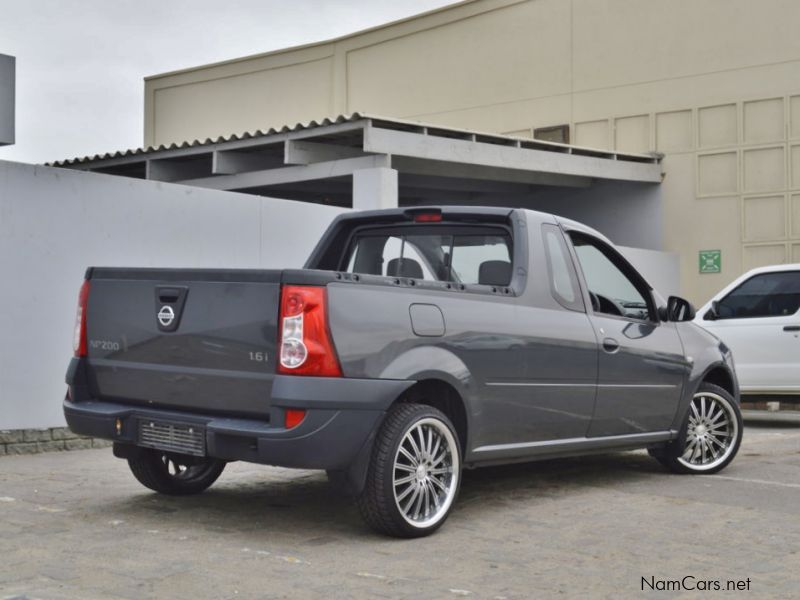 Used Nissan NP200 Safety Pack | 2016 NP200 Safety Pack for sale | Walvis Bay Nissan NP200 Safety ...