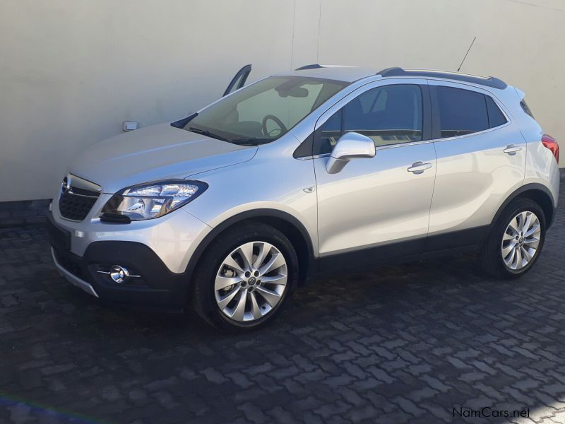 used opel opel mokka 1 4 turbo cosmo 2016 opel mokka 1 4. Black Bedroom Furniture Sets. Home Design Ideas