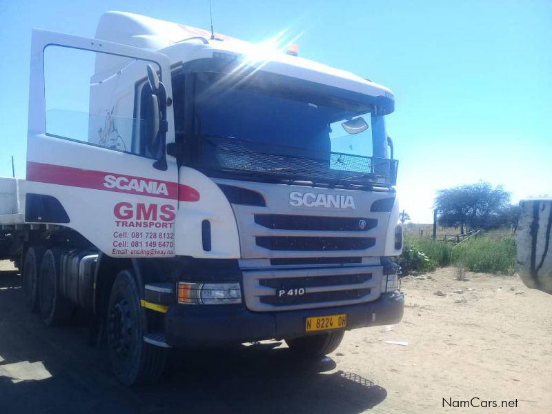 Used Scania P410 6x4 | 2016 P410 6x4 for sale | Okahandja Scania
