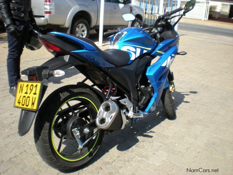 Suzuki Bikes Namibia