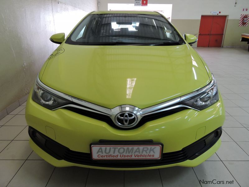 used toyota auris 1 6 xi 2016 auris 1 6 xi for sale walvis bay toyota auris 1 6 xi sales. Black Bedroom Furniture Sets. Home Design Ideas