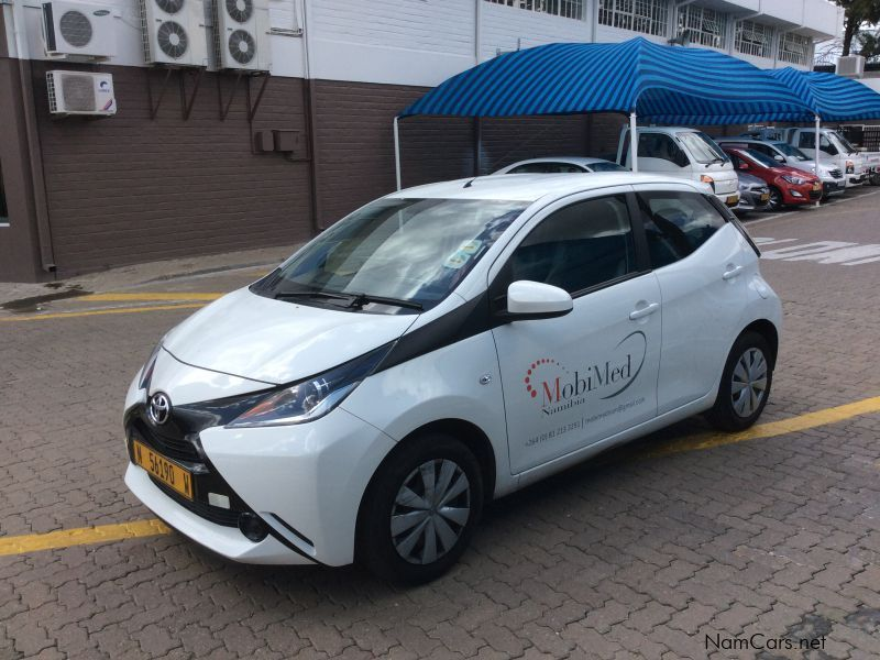 used toyota aygo 2016 aygo for sale windhoek toyota aygo sales toyota aygo price n. Black Bedroom Furniture Sets. Home Design Ideas