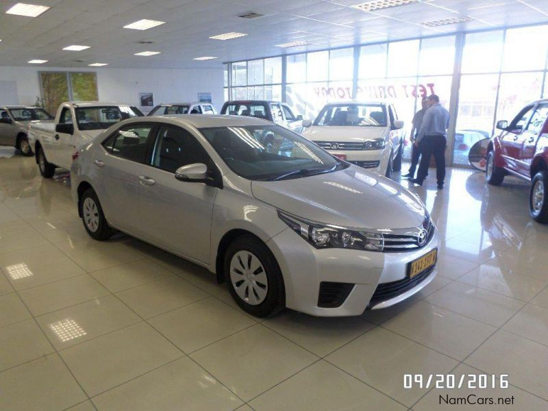 used toyota corolla 1 4 d4d esteem 2016 corolla 1 4 d4d esteem for sale windhoek toyota. Black Bedroom Furniture Sets. Home Design Ideas