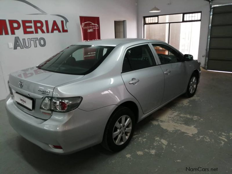Toyota Corolla Quest 1.6 Plus in Namibia