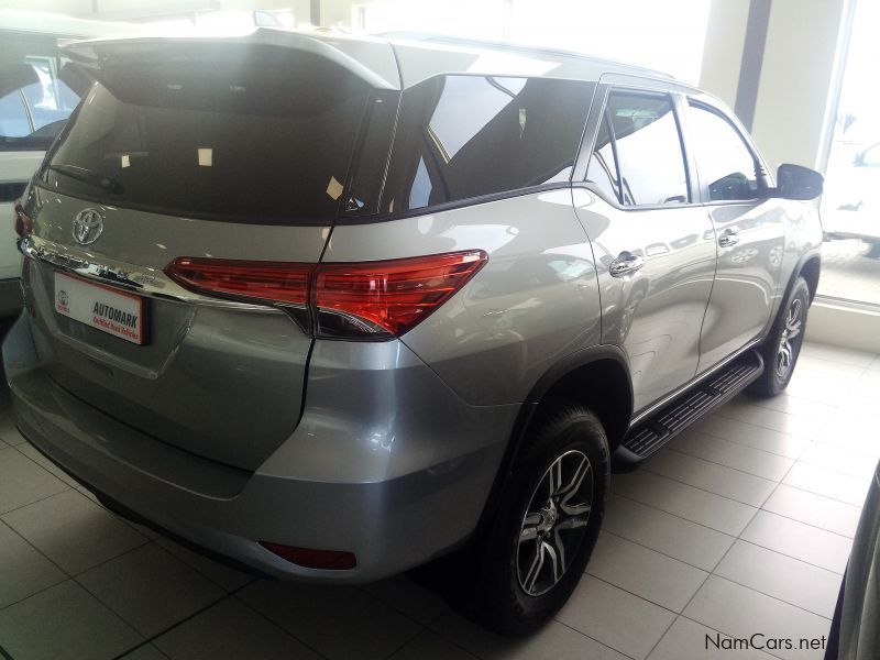 Used Toyota Fortuner 2 8 Gd6 4x2 2016 Fortuner 2 8 Gd6 4x2 For Sale Swakopmund Toyota