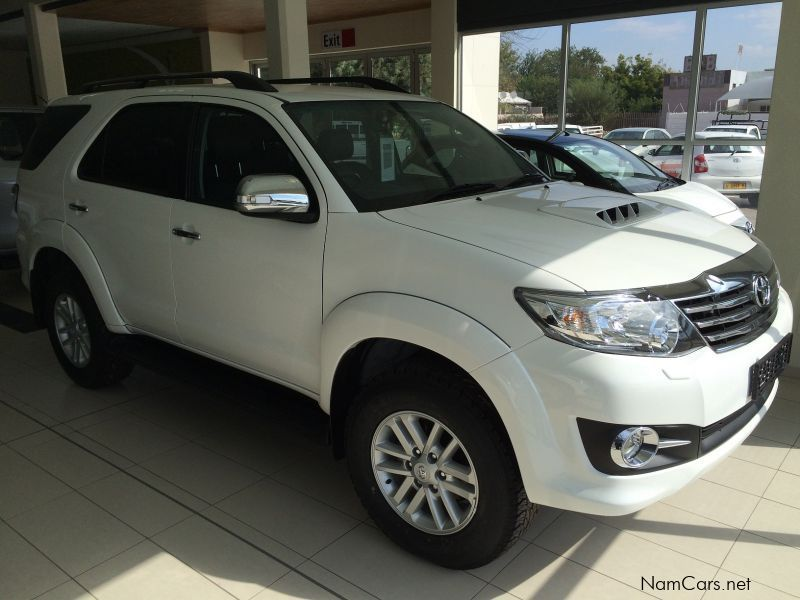 Used Toyota Fortuner 3 0D 4D RB