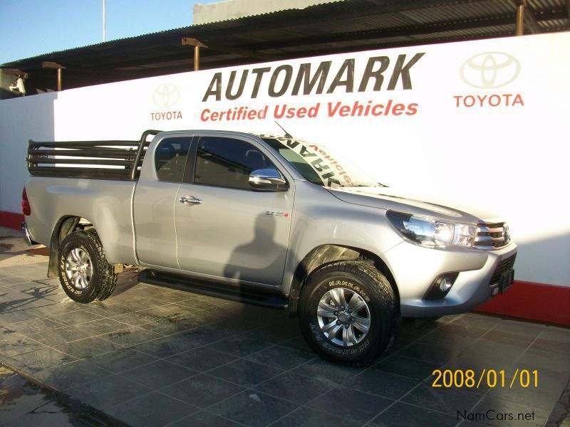 Used Toyota HILUX 2.8GD   2016 HILUX 2.8GD for sale ...