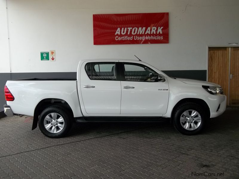 used toyota hilux gd6 2016 hilux gd6 for sale windhoek. Black Bedroom Furniture Sets. Home Design Ideas