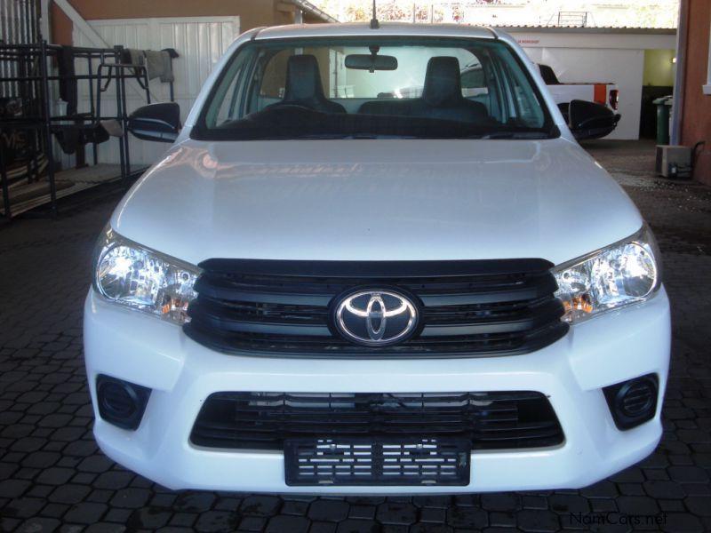 Used Toyota Hilux 2.0 VVTi LWB | 2016 Hilux 2.0 VVTi LWB ...
