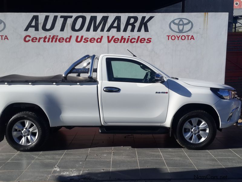 Used Toyota Hilux 2016 Hilux For Sale Gobabis Toyota