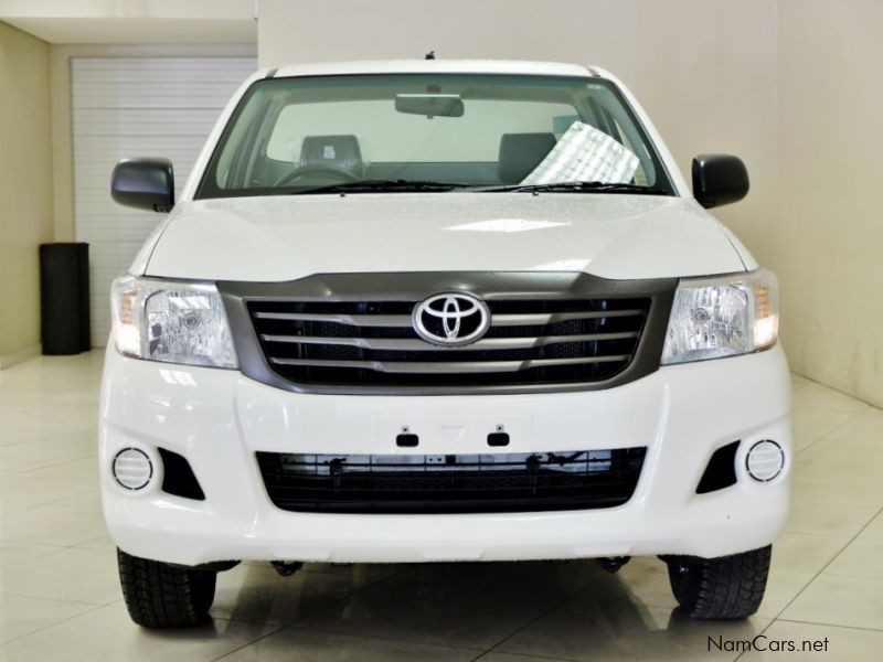 used toyota hilux 2016 hilux for sale windhoek toyota. Black Bedroom Furniture Sets. Home Design Ideas