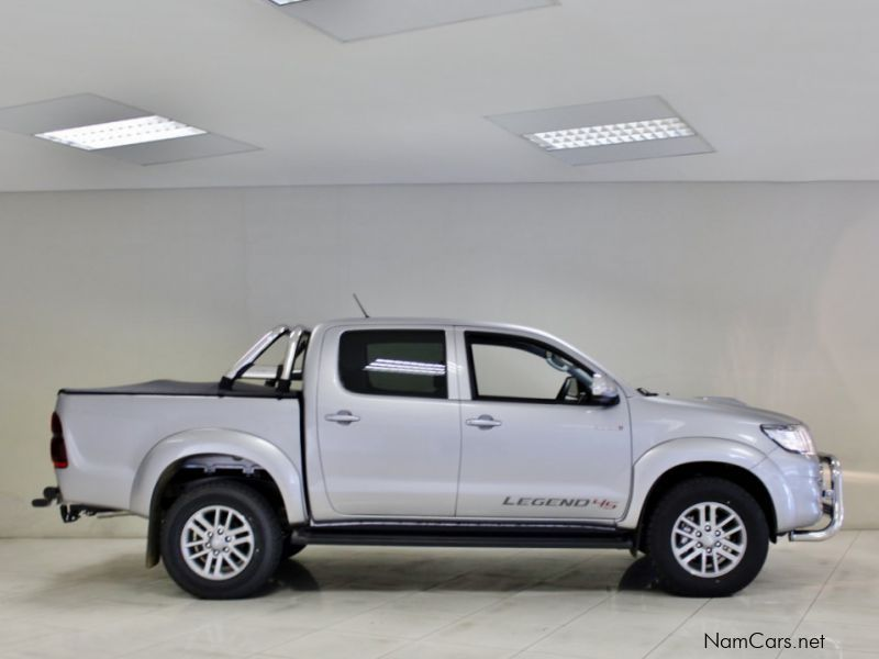 ... | Toyota Hilux D-4D Legend 45 Racebody Price N$ 448,600 | Used cars