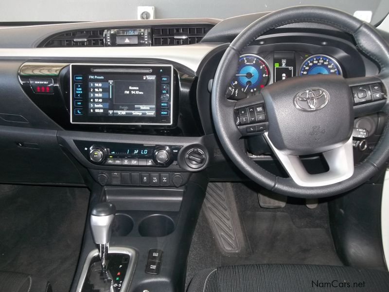 Used Toyota Hilux GD6 | 2016 Hilux GD6 for sale | Windhoek ...