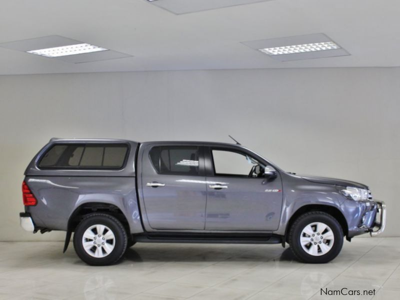 Toyota Hilux Raider GD6 in Namibia