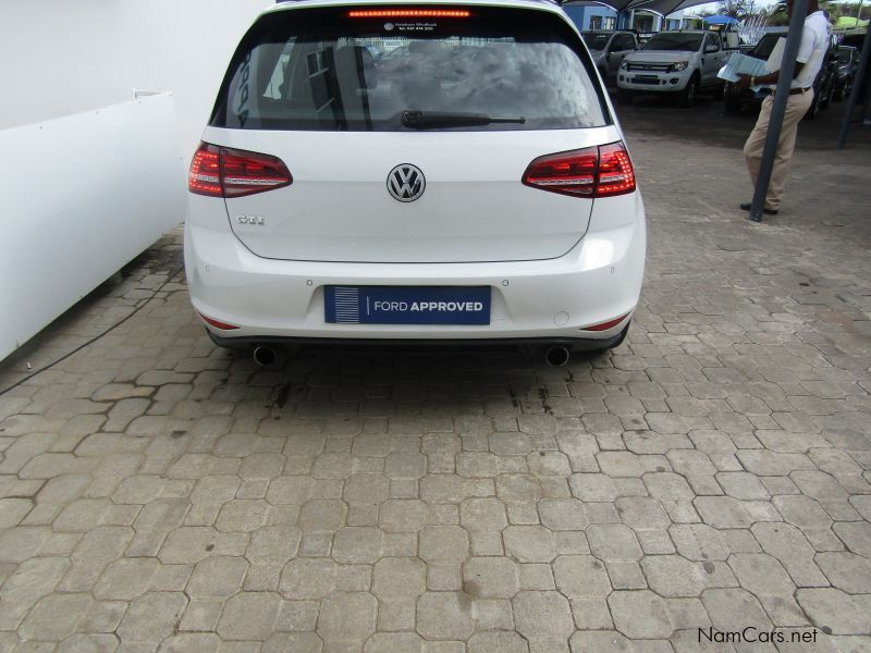 used volkswagen golf 7 gti dsg 2016 golf 7 gti dsg for sale windhoek volkswagen golf 7 gti. Black Bedroom Furniture Sets. Home Design Ideas