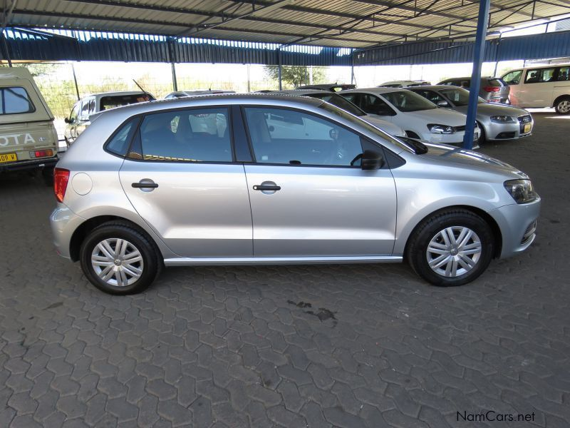 used volkswagen polo 1 2 tsi trendline 2016 polo 1 2 tsi trendline for sale windhoek. Black Bedroom Furniture Sets. Home Design Ideas