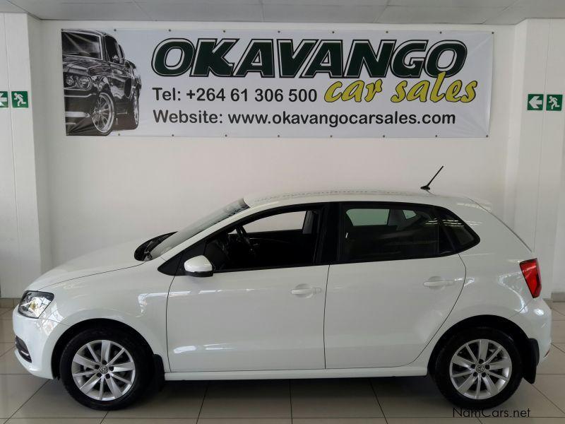 Volkswagen Polo 1.2 TSi Comfortline 66Kw in Namibia ... ece58182601fa