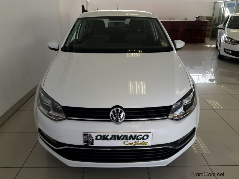 used volkswagen polo 1 2 tsi comfortline 66kw 2016 polo. Black Bedroom Furniture Sets. Home Design Ideas