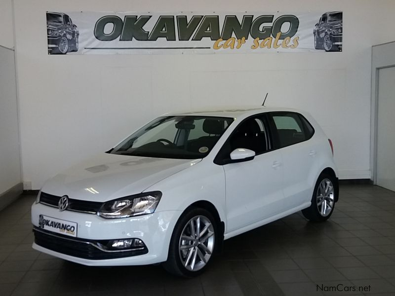 used volkswagen polo 1 2 tsi highline dsg 2016 polo 1 2 tsi highline dsg for sale windhoek. Black Bedroom Furniture Sets. Home Design Ideas