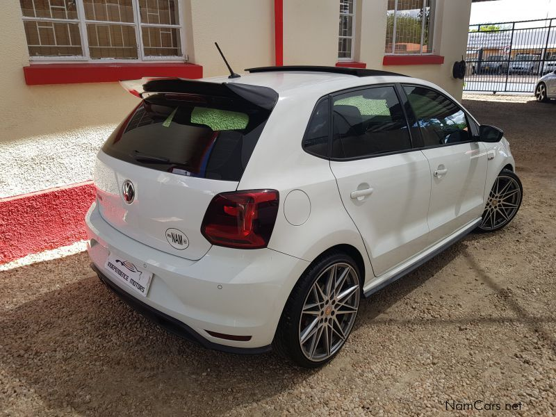 used volkswagen polo gti 1 8t dsg 2016 polo gti 1 8t dsg for sale windhoek volkswagen polo. Black Bedroom Furniture Sets. Home Design Ideas