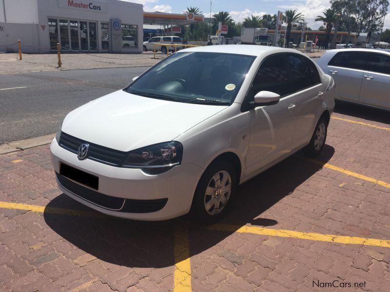 Used Volkswagen Polo Vivo 1 4 Sedan 2016 Polo Vivo 1 4 Sedan For Sale Windhoek Volkswagen