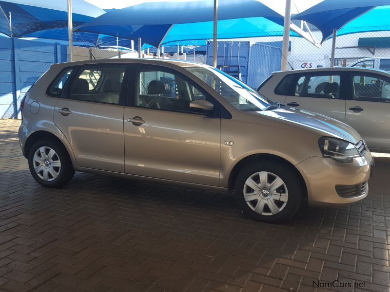 used volkswagen polo vivo 1 4 trendline 2016 polo vivo 1 4 trendline for sale windhoek. Black Bedroom Furniture Sets. Home Design Ideas