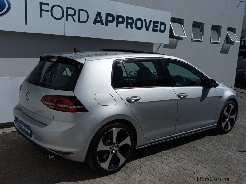 used volkswagen volkswagen golf 7 gti 2016 volkswagen golf 7 gti for sale windhoek. Black Bedroom Furniture Sets. Home Design Ideas