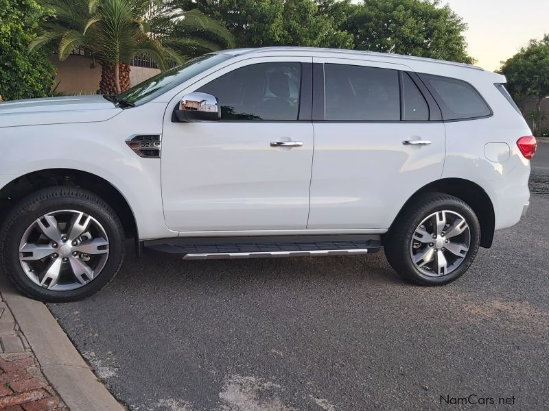 Ford Everest AWD Limited in Namibia