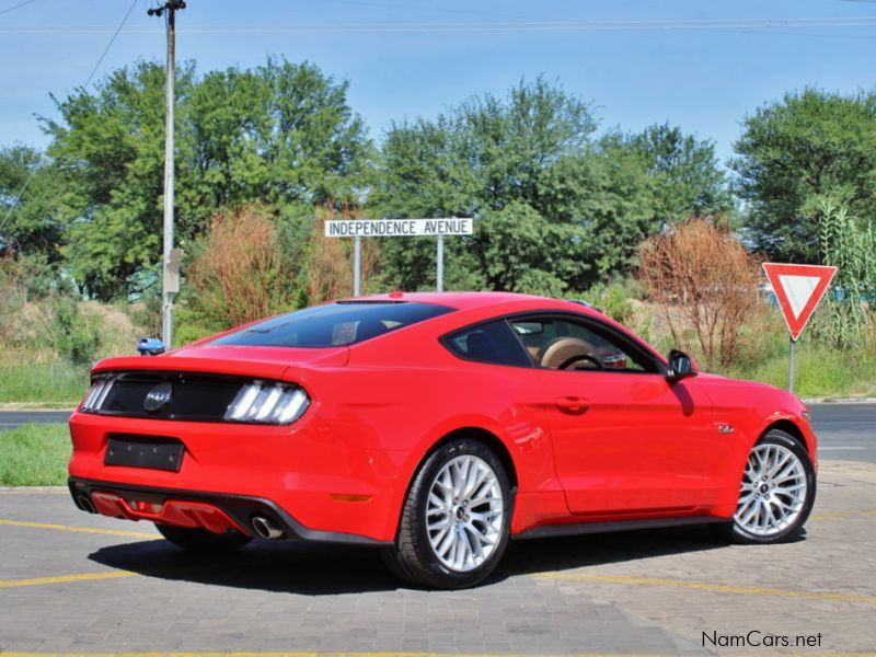 brand new ford mustang 5 0 gt fast back v8 namibia automatic tiptronic new ford mustang 5 0. Black Bedroom Furniture Sets. Home Design Ideas