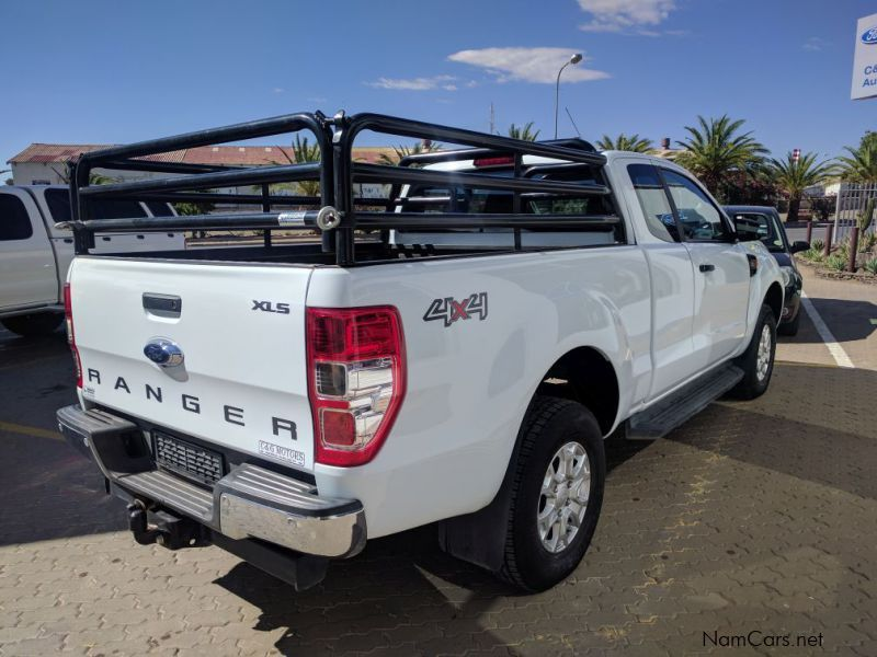 used ford ranger 2 2tdci super cab xls 6at 4x4 2017 ranger 2 2tdci super cab xls 6at 4x4 for. Black Bedroom Furniture Sets. Home Design Ideas