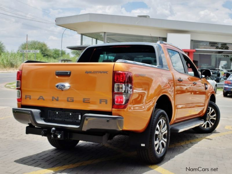 brand new ford ranger 3 2 tdci wildtrak a t 4x4 hi rider namibia automatic new ford ranger 3. Black Bedroom Furniture Sets. Home Design Ideas