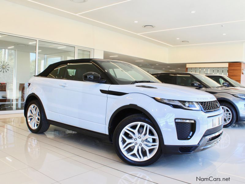 brand new land rover range rover evoque hse si 4 namibia automatic tiptronic new land rover. Black Bedroom Furniture Sets. Home Design Ideas
