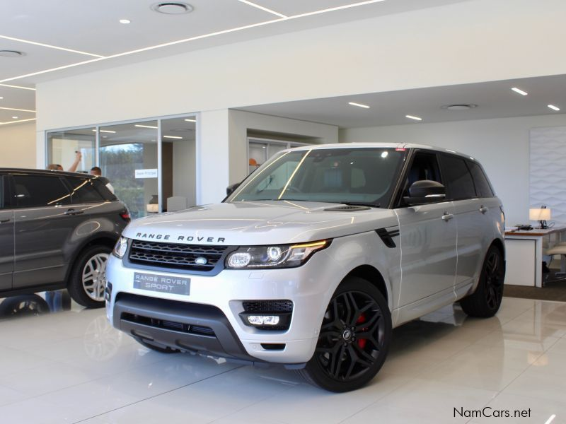 brand new land rover range rover sport hse sdv8 namibia automatic. Black Bedroom Furniture Sets. Home Design Ideas