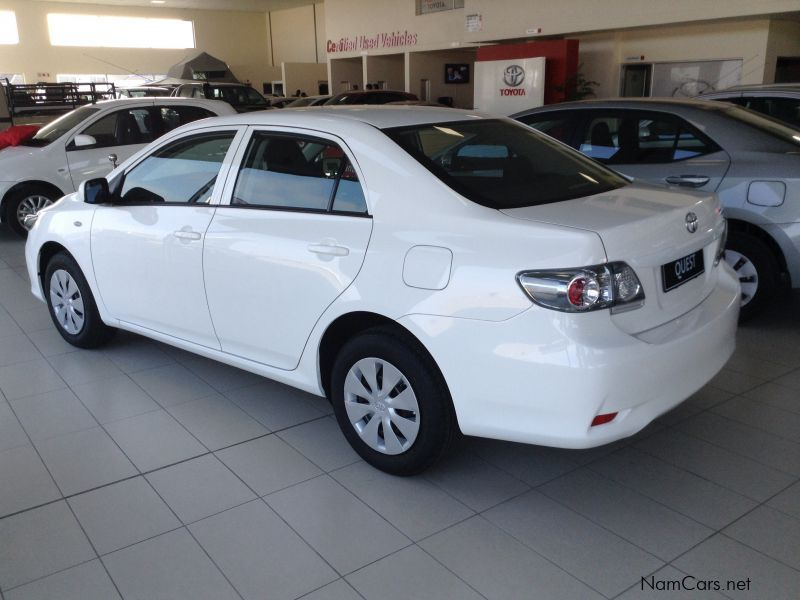Brand new toyota corolla quest 1 6 manual namibia manual new toyota corolla quest 1 6 manual