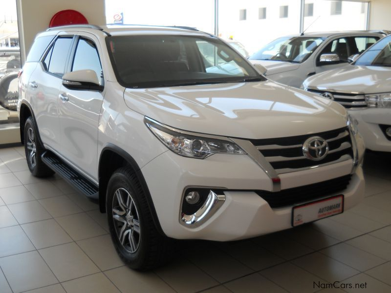 Used Toyota Fortuner 2 4 Gd 6 2017 Fortuner 2 4 Gd 6 For Sale Swakopmund Toyota Fortuner 2 4
