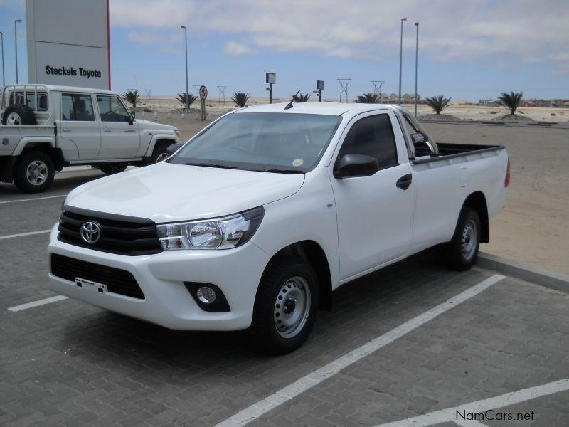 Used Toyota Hilux 2.0 Vvti S | 2017 Hilux 2.0 Vvti S for ...