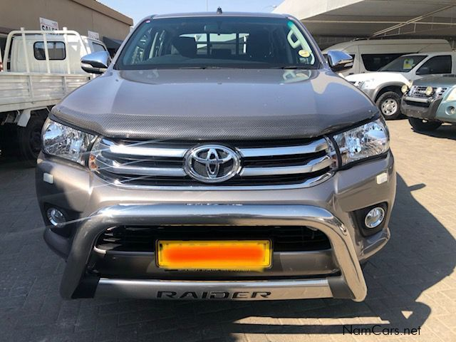 Toyota Hilux 2.8 GD-6 4x4 A/T D/Cab in Namibia