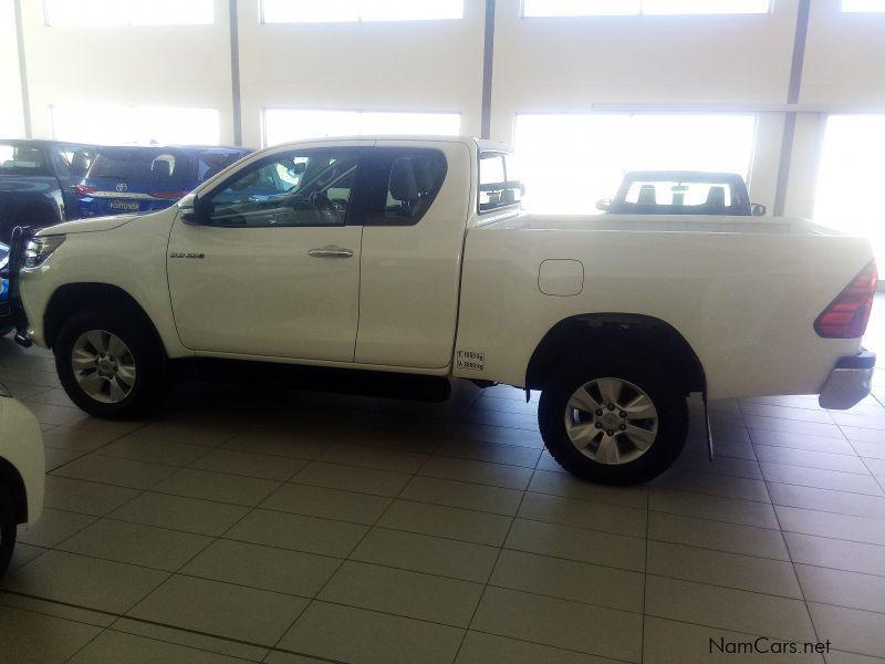 Toyota Hilux 2 8 Gd6 Xtra Cab 4x4 Raiderin Namibia